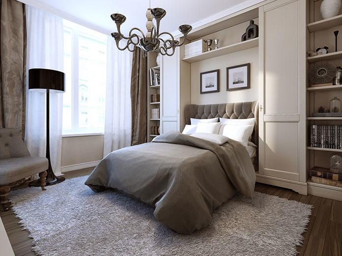 Jak dobrze wybrać szafę do sypialni