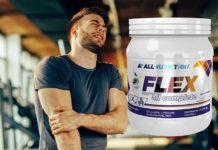 Trenujesz na siłowni. Zadbaj o stawy - Flex All Complete