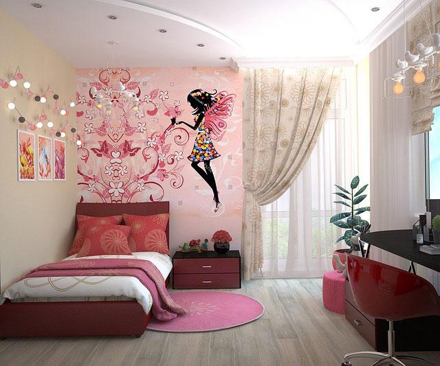 Łóżko - ważny element w pokoju nastolatka