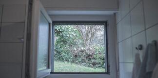 Szyby w oknach z PCV